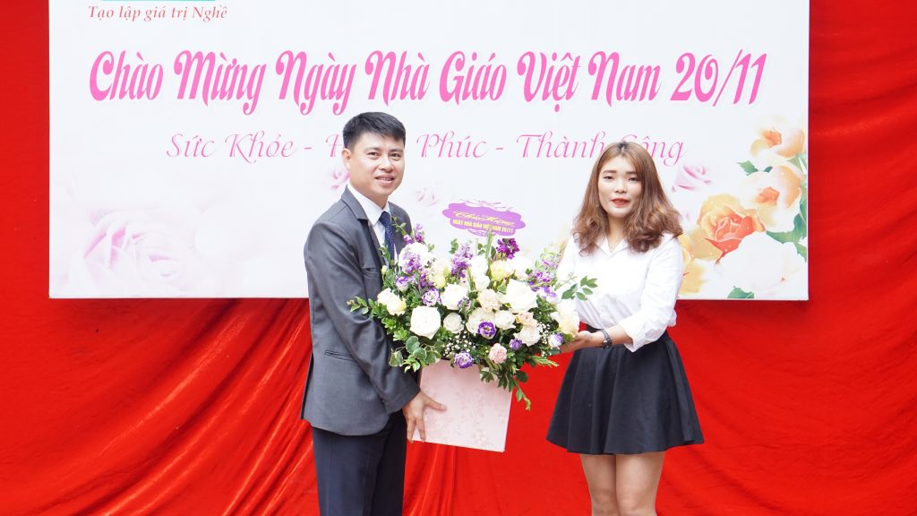 Những hình ảnh đẹp trong Lễ kỷ niệm ngày nhà giáo Việt Nam tại HHTC DSC09582