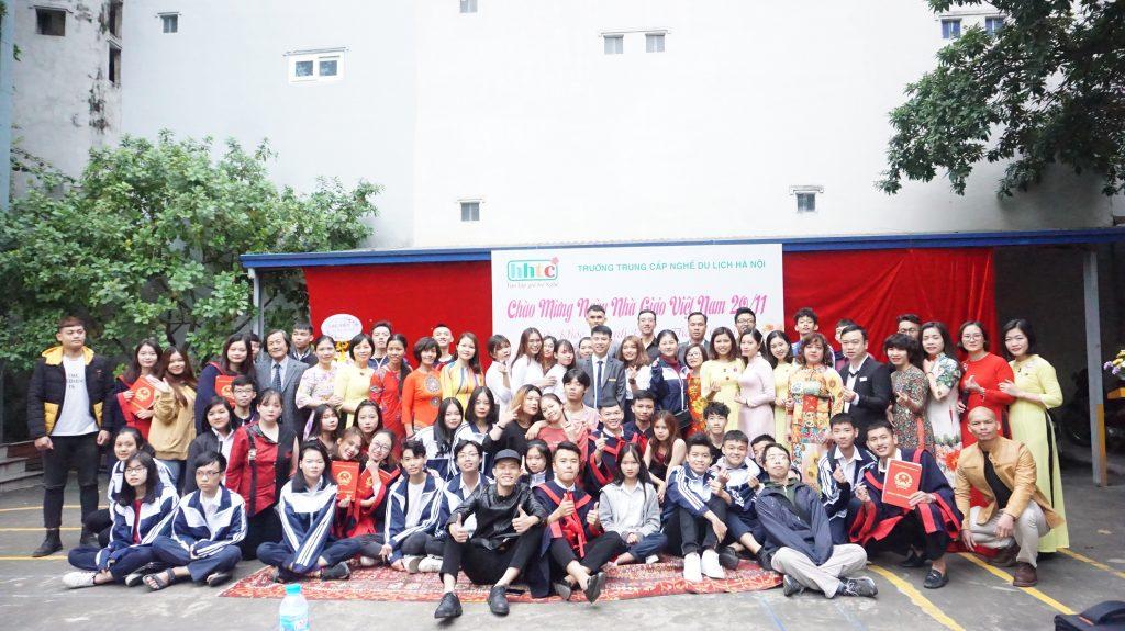 Những hình ảnh đẹp trong Lễ kỷ niệm ngày nhà giáo Việt Nam tại HHTC DSC09615