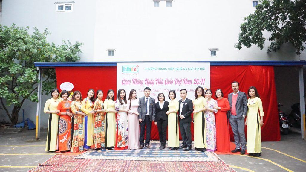 Những hình ảnh đẹp trong Lễ kỷ niệm ngày nhà giáo Việt Nam tại HHTC DSC09639