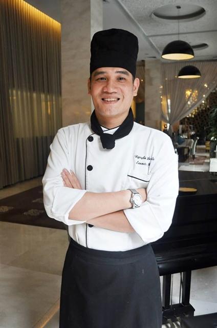 """""""Định hướng nghề Đầu bếp"""" cùng Chef Tổng Khách sạn 5* 35438 Chef"""