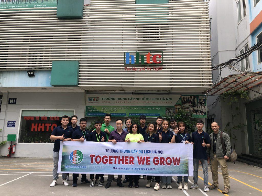 Học viên khoa Lữ hành tham gia chuyến thực tế tại Hòa Bình 20201013 000312259 iOS
