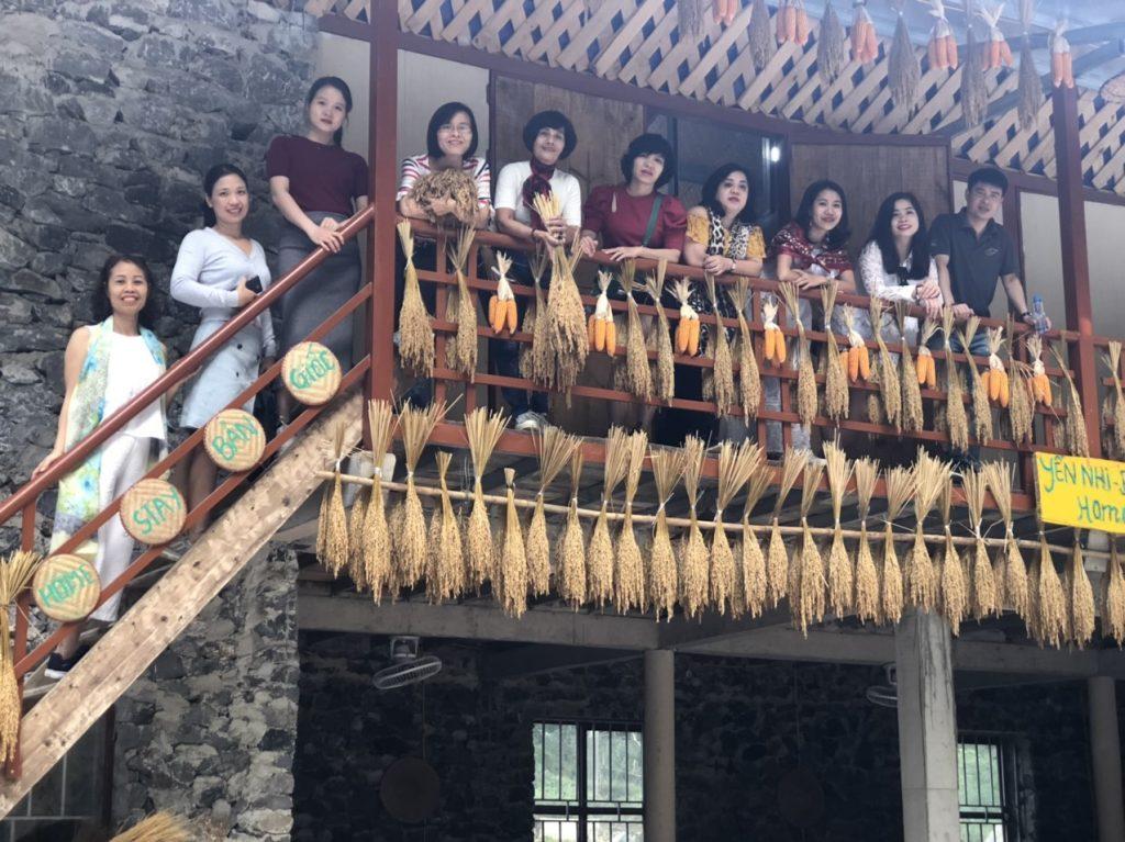 """Hành trình """"Du ngoạn miền non nước"""" tại Cao Bằng, Bắc Kạn của trường Trung cấp Du lịch Hà Nội z2188501310847 fd34dfd3c707e646794ce3b224b0c994"""