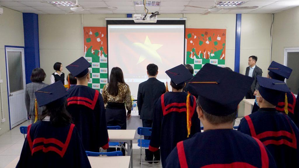 Lễ tốt nghiệp tràn đầy cảm xúc của Trường Trung cấp Du lịch Hà Nội 3 1