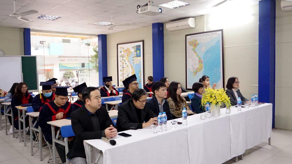 Lễ tốt nghiệp tràn đầy cảm xúc của Trường Trung cấp Du lịch Hà Nội 3 2