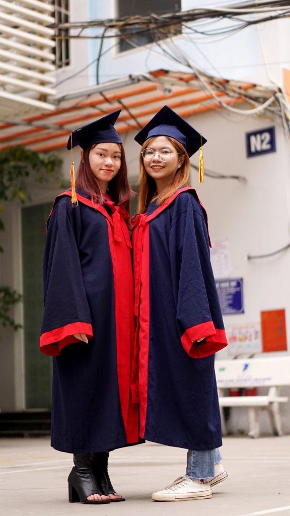 Lễ tốt nghiệp tràn đầy cảm xúc của Trường Trung cấp Du lịch Hà Nội DSC04155