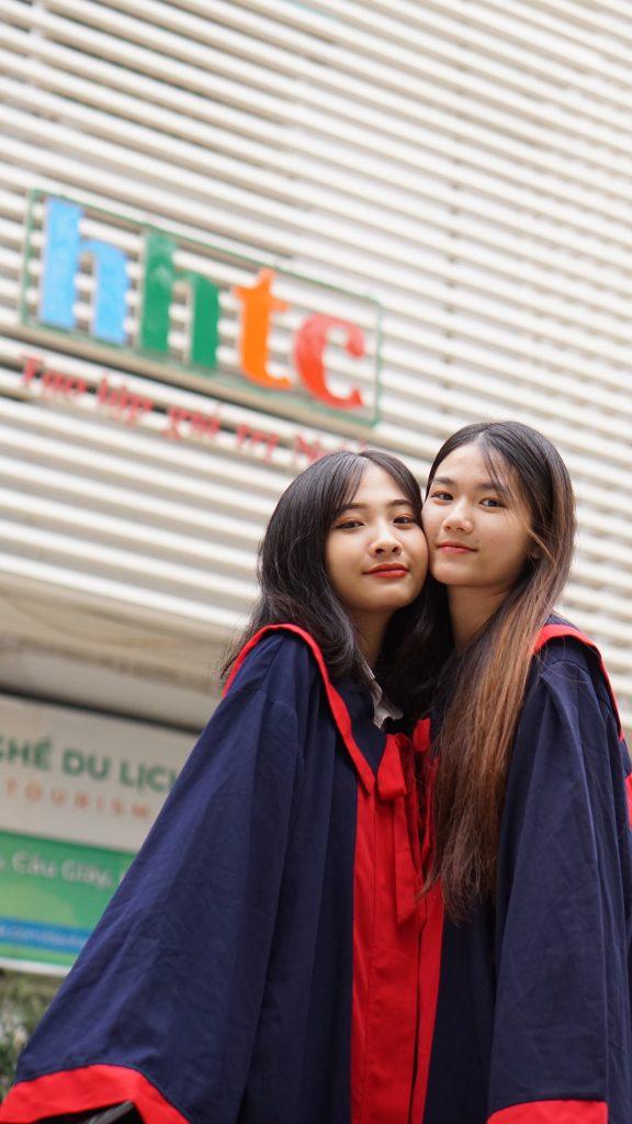 Lễ tốt nghiệp tràn đầy cảm xúc của Trường Trung cấp Du lịch Hà Nội DSC04185