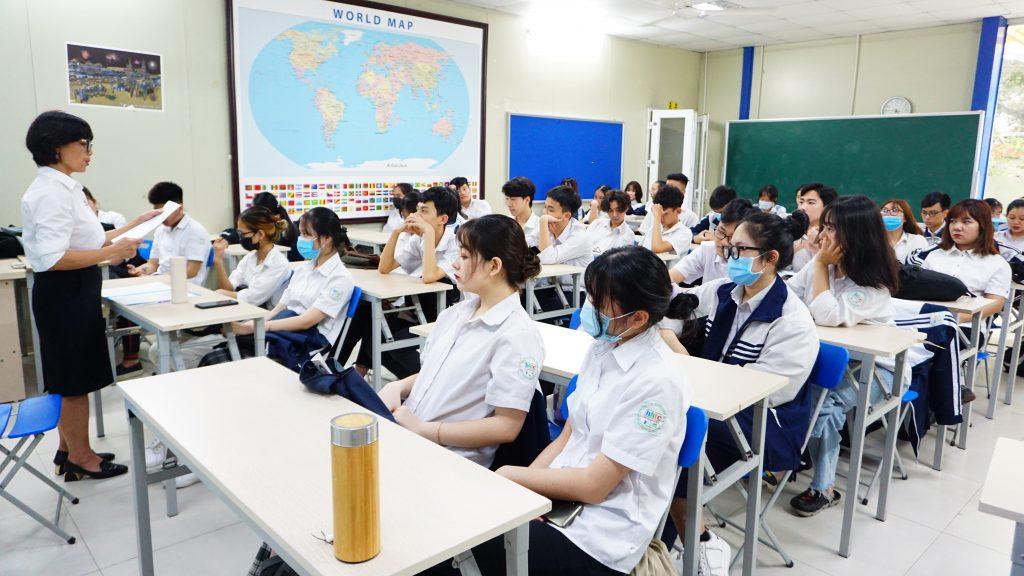 Đoàn Trường HHTC tổ chức mở lớp cảm tình Đoàn năm 2021 DSC08035