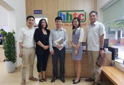 Hợp tác quốc tế giữa trường Du lịch HHTC và Học viện Ngôn ngữ F+U của Đức