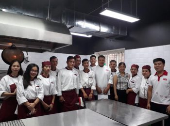Workshop làm bánh ngọt cùng Rich Products Việt Nam