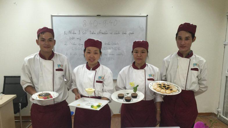 Những bài thi hết môn đầy thú vị của các học viên Kỹ thuật chế biến món ăn 41222115 470811223397418 7799737854522818560 n e1536567209884