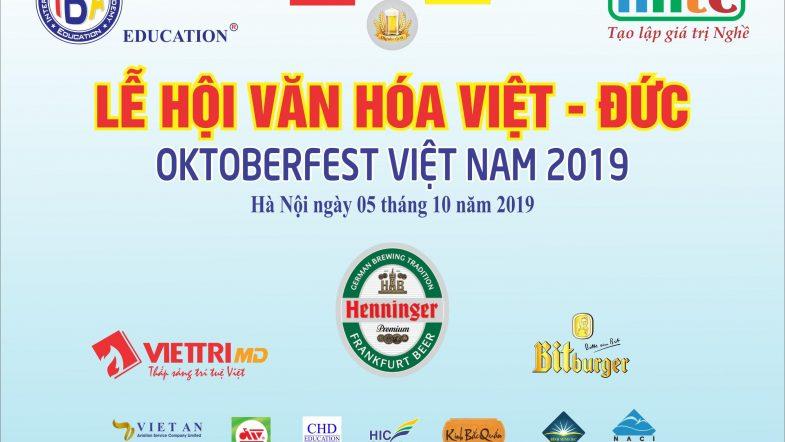 Háo hức với Lễ hội Giao lưu văn hóa Đức - Việt Banner chính
