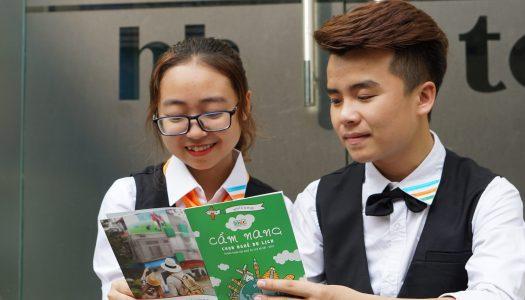 Bí kíp học trung cấp nghề du lịch ngon ơ, ra trường chắc chắn có việc làm