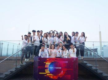 Chuyến tham quan thực tế tại Khách sạn Daewoo, Lotte Hà Nội