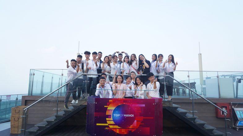 Chuyến tham quan thực tế tại Khách sạn Daewoo, Lotte Hà Nội DSC08214