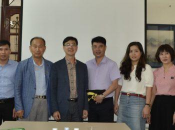 Trường Trung cấp Nghề Du lịch Hà Nội kí kết hợp tác với Trường Daegu Health College (Hàn Quốc)