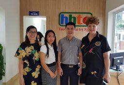 Trường Du lịch HHTC đẩy mạnh hợp tác du học quốc tế