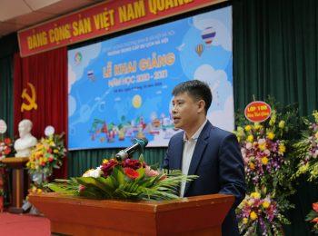 Diễn văn khai giảng của thầy Hiệu trưởng gửi các học viên năm học 2020 – 2021
