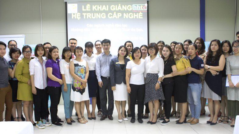 Trường Trung cấp Nghề Du lịch HHTC: 100 chỉ tiêu cho đào tạo song bằng IMG 2811