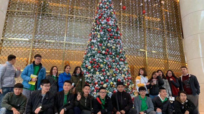 Học viên HHTC thực tế tại Khách sạn Crowne Plaza West Hanoi anh 4 1