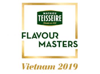 Mathieu Teisseire – Flavour Masters Competition Vietnam 2019 – Sân chơi của những nhà vô địch