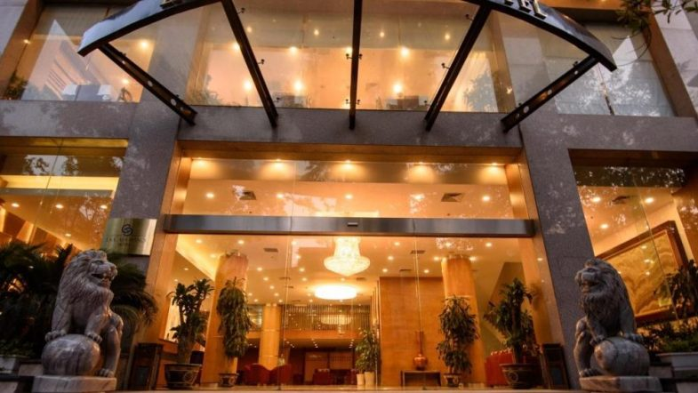 La CaSa Hanoi Hotel Tuyển dụng nhiều vị trí khach san la casa ha noi 5981j151381
