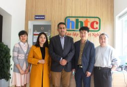 Tập đoàn Khách sạn lớn nhất Mỹ sẵn sàng nhận học viên của HHTC