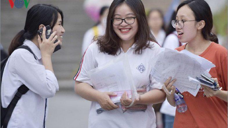 Hà Nội chính thức công bố chi tiết phương thức, cách tính điểm và lịch thi tuyển sinh vào lớp 10 quy che thi 1