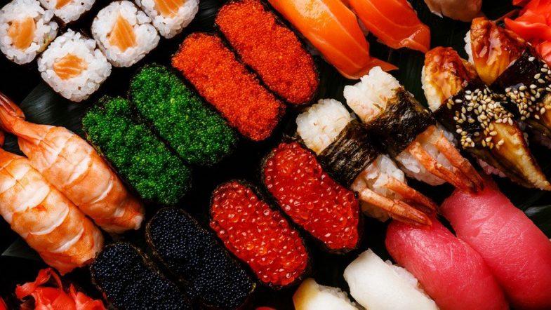 Chương trình chế biến món ăn Nhật Bản shushi