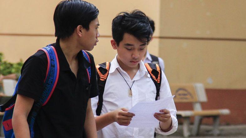 Hơn 34.000 học sinh Hà Nội không được vào lớp 10 công lập thi snh