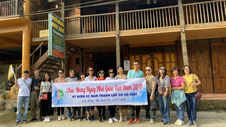 """Hành trình """"Du ngoạn miền non nước"""" tại Cao Bằng, Bắc Kạn của trường Trung cấp Du lịch Hà Nội z2190754649190 282b68f367f9331ebdb7679305921892 scaled"""